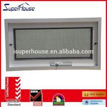 Australia AS2047 Standard AGGA,CSA certificate timber awning window