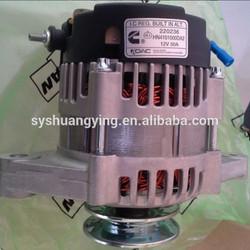 Doosan Hyundai Alternator hydrogen generator hho dry cell