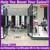 Elegant ladies garments shop name retail garment shop interior design