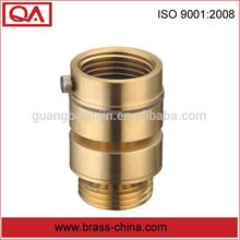 Brass Hose Connection Vacuum Breaker back flow preventer