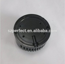 ISO9001:2008 high precision cnc machining metal heatsink with factory price