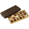 Cardboard Chocolate Box with Blister Inner Tray