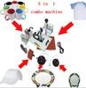 Paypal accept heat transfer press machine for t-shirt,mug,plates,caps,Towel, School bags,Jigsaw,lighter etc.