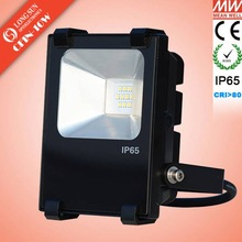 2012 hot selling 10w rgb led flood light with remote