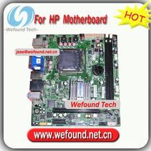 100% Working Desktop Mainboard for HP mcp73 GF7100 5189-0652 492934-001,Mini-ITX,Socket 775,DDR2