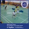 Vinyl Indoor Sports Floor for Badminton Sports Surface