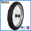 Rubber material tires, High Qality motorcycle Running system parts products, Best Price &mde in China
