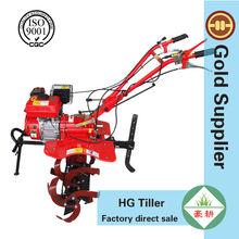 Garden tiller tractor machine