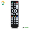 universal led tv remote control with rubber button for TV