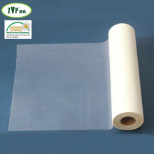 Double side glue thermoplastic hot melt adhesive film for home textile