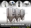 والحرفية 2000l draftlager تخمير البيرة وتصنيع الشركة المصنعة للمعدات