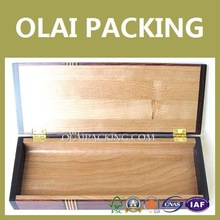 new design fashion hot selling wooden pencil cases for student