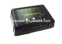10a/15a/20A 12v/24v lumiax solar controller street light control pwm