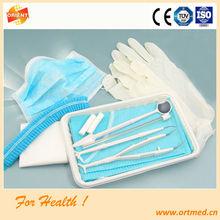 oral cavity dental sets/tooth extration dental sets/ oral care dental sets