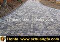 ingrosso a buon mercato grigio marrone pavimentazione in pietra di granito per il marciapiede passi carrai vialetti pedonali giardini
