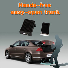 Amazingl ! Universal Hands-free Easy opening trunk system/ PKE car trunk release kit/ car boot opener