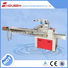 Automático horizontal rollo de huevo máquina de envoltura con la certificación del CE