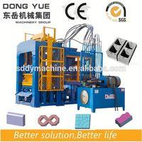 QT4-15 decorative landscape block machine price in india brick block machine