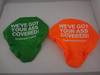 Standard eco-friendly kids bicycle saddle cover