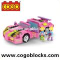 cogo bloques de juguete de niña de la serie la mayoría de los juguetes populares de 2014