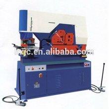 2014 car number plate making machine hydraulic ironworker, hydraulic ironworker price list made in china
