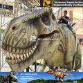 بلدي باركدينو-- ديناصور متحرك متنزه القطار