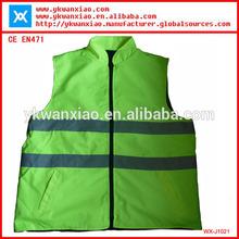 100% waterproof outdoor uniform reflective raincoat for motorcycle