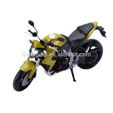 metallo motociclo modello di raccolta