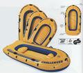 Pvc inflable barco de pesca, canoa inflable, kayaks para la venta