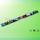 HGTF-G102A isolated led tube driver pass TUV/UL free japanese led tube lighting led red tube sex