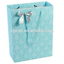 Shopping clothing/shoe/cosmetic printing Paper bag