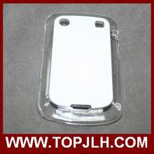 For Blackberry 9900 Sublimation Case Hard Plastic Cover
