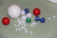 Hot selling high precision PA66 Nylon ball plastic ball