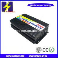 factory 50hz dc ac 1000w 12v 220v generator inverter