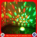 regalo di compleanno per bambini karaoke fase proiettore altoparlante ha condotto la luce altoparlante woofer
