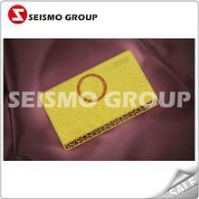 plastic scratch off id card blank alloy luggage tag