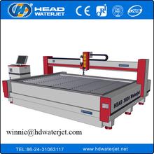 Good profit stone processing machinery high pressure water jet intensifier pump marble cutting machine