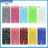 2014 good quality colorful shining cheap mobile phone case for iphone5