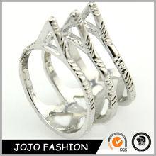 Hot selling new design wedding ring sets 2015 fashion women ring set