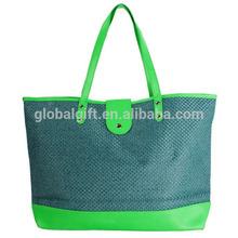 New Fashion Women Summer Cheap Straw Beach Bag