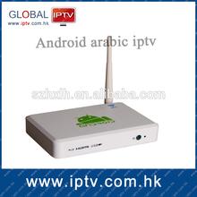 2014 hot sell arabic best iptv solution free movie online