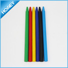 Medical plastic 2014 colourful high quality wax crayon