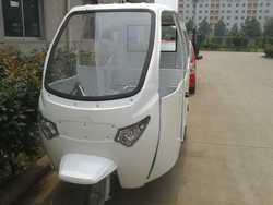 close body motor tricycle three wheeler auto rickshaw