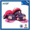 custom leather snapback cap