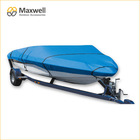 600D Boat Cover Double Coated with Polyurethane Water Resistant and breathable