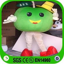 sweet inflatable advertising apple model