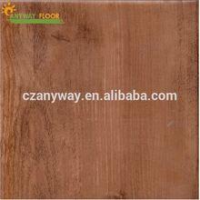4mm/5mm/6mm Virgin Material pvc flooring wood grain For Europe Market