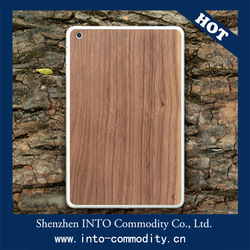 100% Real Natural Bamboo Wood Case For ipad air From Factory