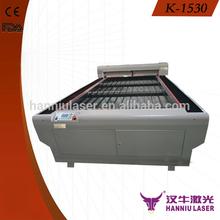 Large scale 1500*3000mm new design K-1530 laser engraving machine pen