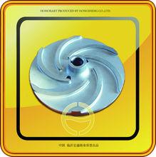 Stainless Steel Custom Casting Impeller